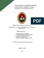 Informe de Mecanica de Rocas - Profundidad 200 m