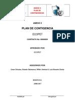 Anexo 3 Plan de Contigencias