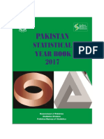Pakistan Statistical Yearbook 2017