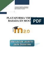 CUV Manual Usuario Docentes