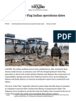 History of False Flag Indian Operations Dates Back to 1971 _ Pakistan _ Thenews.com.Pk