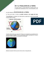 LA ROTACIÓN Y LA TRASLACIÓN DE LA TIERRA.docx