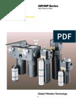 V80647 Parker Series 15-30P High Pressure Filters