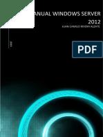 Manual Windows Server 2012