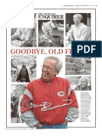 Marty Brennaman Cover