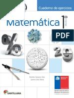 Matemática 1º medio - Cuaderno de ejercicios.pdf