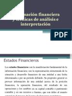 Interpretación de Los Eeff 2019