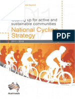 National Cycling Strategy 2011 2016 (1)