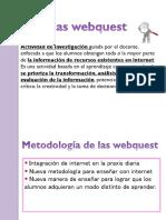WebQuest-Prsentación