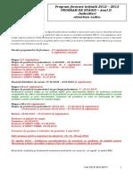 Program de stagiu an II_judecatori.doc