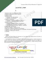 Formularios Web Con HTML y PHP