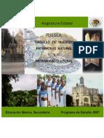 Puebla Orgullo de Nuestro Patrimonio