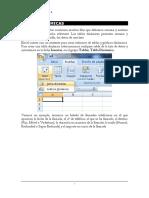 Plantilla Para Manual Tablas Exc