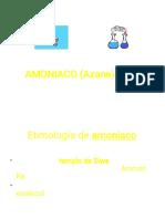 Amoniaco 2019 I