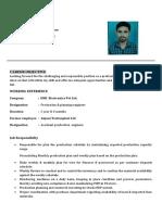 Gaurav Jais Resume
