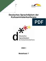 DSD1 Modellsatz 7