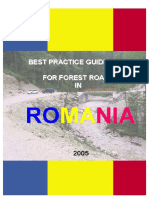 Best Practice Guide Forest Road