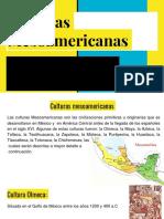 Culturas Mesoamericanas,Ppp