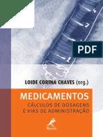 Medicamentos Cálculo de Dosagens e Vias de Administração.pdf