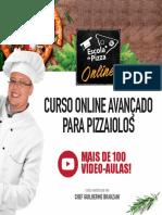 Programacao Do Curso Avancado Para Pizzaiolo