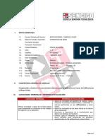 Silabo 2019-I Edif y Obras Civiles Fisica Aplicada