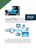 Informacion de Internet