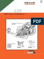 NEXUS SG 7C21 Werkstatthandbuch