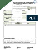 FORMATO ENTREGA DE PRODUCTOS A  BENEFICIARIOS DEL PROYECTO.docx