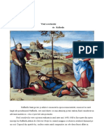 "Comentariu ""Visul Cavalerului"" Raffaello Bolnavu Diana RE ID an 3"