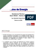 Halos de Energía CV