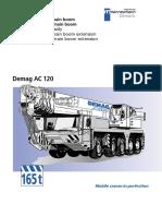 Demag_AC120 Tabla de Capacidades