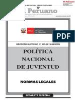 Política Nacional de la Juventud.pdf