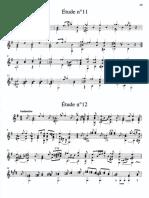 Sor - Etude - Op.44 n.11