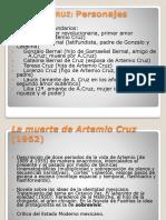 Artemio cruz
