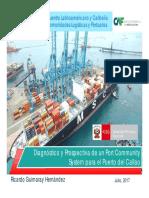 Diagnóstico y Prospectiva de un Port Community System para el Puerto del Callao