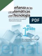 Enseñanza de las matemáticas con tecnología 1er grado.pdf
