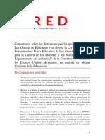 Preocupaciones Centrales-leyes RED-18 de Septiembre Version Final
