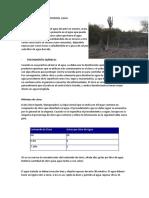 Metodos de Desinfecion Del Agua