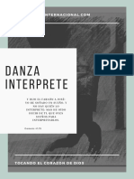 Danza Interprete