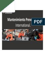 Mantenimiento preventivo International