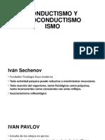 Conductismo y Neoconductismo