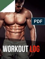 Vshred  Workout Log