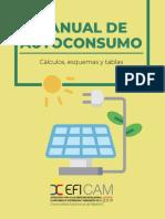 Manual técnico auto consumo