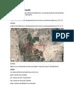 Localizacion y Ubicación de Pueblo Nuevo