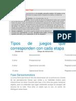 Clasificacion de juegos segun Piaget.docx