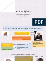 Patricio Aylwin19