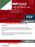 Ingenieria de Caminos o Vial