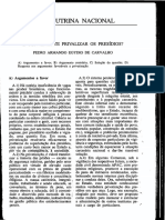 É Conveniente Privatizar Os Presídios.(p.113-116)