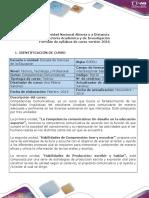 Syllabus Competencias Comunicativas 50010