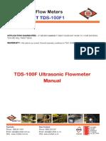 Medidor de flujo ULTRAFIX